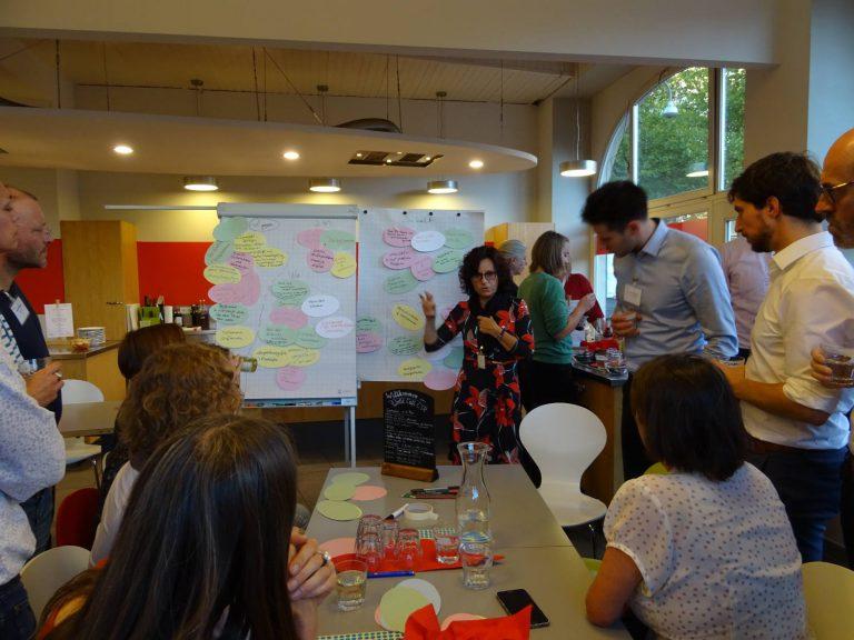 """Auftaktveranstaltung Nachhaltigkeitskampagne """"Business Case for Sustainability"""""""