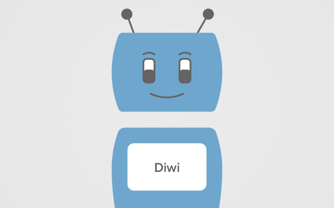 Ich bin's. Diwi.