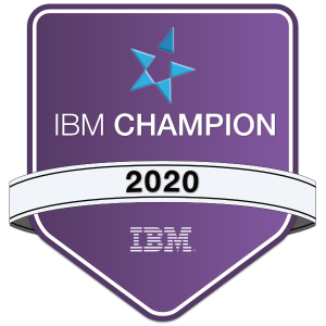 Stephan Multhaupt ist IBM Champion 2020